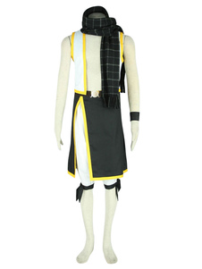 Acessórios de vestuário de fantasia anime Fairy Tail Anime Japonês de mistura de lã cachecol