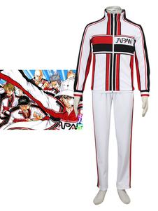 Disfraz Carnaval Traje para cosplay del príncipe del Tenis sets Anime Japonés de poliéster de The Prince of Tennis Carnaval