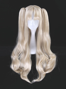 Fate Grand Order FGO Lancer Ereshkigal Cosplay Wig