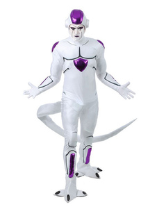 Disfraz Carnaval Disfraz de Cosplay Dragon Ball Freezer Halloween Carnaval