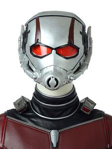 Ant-Man и The Wasp AntMan Скотт Ланг Хэллоуин Косплей Маска