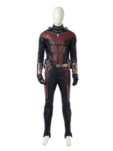 Carnevale Costume cosplay 2020 di Ant-Man e The Wasp AntMan Scott Lang Halloween