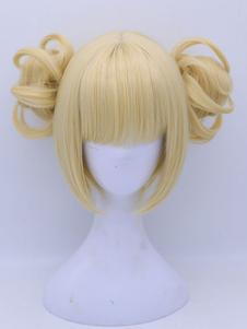 Boku No Hero Academia Himiko Toga BNHA Halloween Cosplay Wig