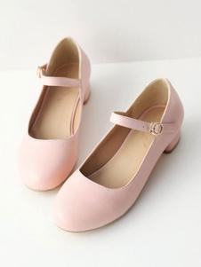 Sweet Lolita Shoes Puppy Heel Lolita Mary Jane Shoes