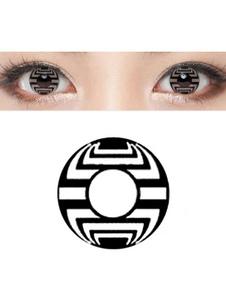 فيلم تأثيري الاتصال lense اليابانية أنيمي هالوين الطرف الاتصال ينس