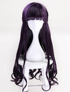 Carnevale Cardcaptor Sakura Tomoyo Daidouji Cosplay Wig
