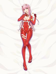 Darling In The FranXX Code 002 Zero Two Kawaii Sexy Anime Bed Sheet