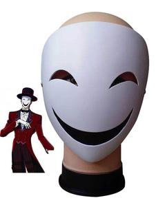 Carnaval Black Bullet Kagetane Hiruko Halloween Cosplay Máscara Cosplay Accesorio