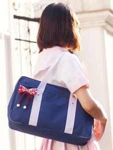 Японская школьная форманая сумка Классическая школьная сумка для девочек
