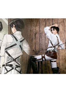 Attack On Titan Eren Yeager Halloween Cosplay Costume Все ремни