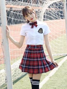 イギリスの女の子制服アニメガールコスプレ衣装