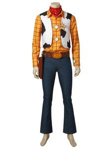 Игрушечный рассказ Woody Halloween Cosplay Costume