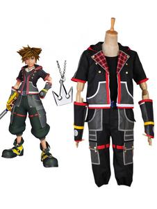 Kingdom Hearts III Sora Cosplay Halloween