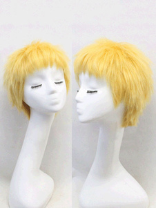 Uma peruca de cosplay de donquixote halloween