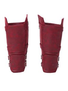 Deadpool 2 2020 Уэйд Уилсон Хэллоуин Cosplay Leg Guard Аксессуары для косплея