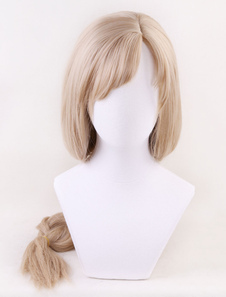 Ячейки на работе MacrophageHalloween Cosplay Wig Хэллоуин