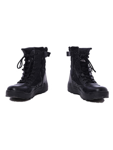 Resident Evil 2 Leon Halloween Cosplay Shoes