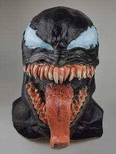 Carnaval Máscara de película Venom Eddie Brock 2020 accesorio para cosplay Halloween