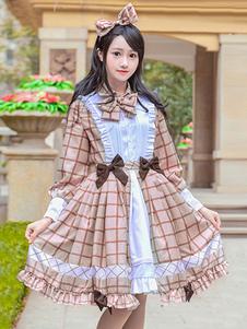 عيد الرعبالحب نيكي نيكي تأثيري لعبة أنيمي الأميرة لوليتا اللباس مجموعة
