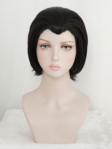Китайский древний человек Хэллоуин косплей парик