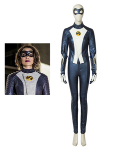 Carnevale The Flash 5 Nora Allen Costume cosplay di Halloween