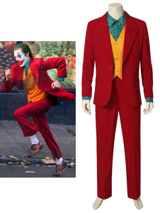 Carnevale Costume Cosplay di Film 2020 Joker 2020 Nuovo film Costume cosplay di Halloween