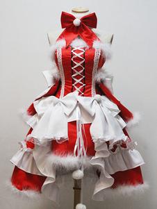 Пандора Hearts Алиса Рождество Хэллоуин Косплей Костюм