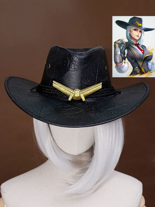 Carnevale Cappello Cosplay Halloween 2020 Overwatch Ow Ash Puntelli Cosplay