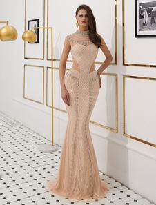 Русалка Вечерние платья Роскошное вечернее платье