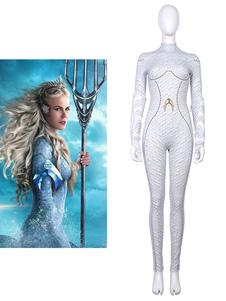 Carnevale Costume Cosplay di Halloween del film di Aquaman Atlanna
