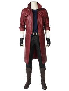 Carnevale Costume Cosplay di Giochi 2020 Devil May Cry 5 Dante Halloween Costume cosplay