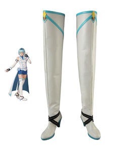 Carnaval Dead or Alive 6 Nico Halloween Cosplay Shoes