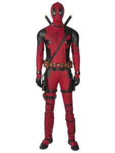 Carnaval Deadpool 2 2020 Wade Wilson Marvel Comics Cosplay de Halloween