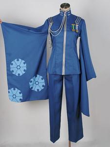 Disfraz Carnaval Cosplay Vocaloid Senbon Zakura Kaito Disfraz de Cosplay Carnaval