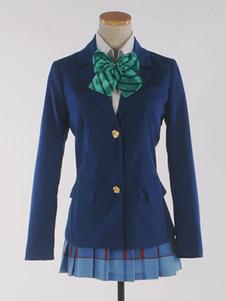 Love Live Косплей Yazawa Нико Отонокидзака Академия Девочки Школьная форма Косплей Костюм