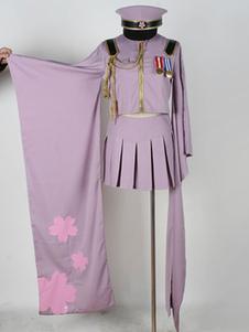 Disfraz Carnaval Vocaloid Cosplay Senbon Zakura Hatsune Miku Cosplay Disfraz Carnaval