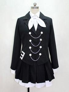 Disfraz Carnaval Vocaloid Cosplay Secret Police Kagamine Rin Disfraz de Cosplay Carnaval