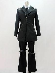 Disfraz Carnaval Vocaloid Cosplay Secret Police Kagamine Len Disfraz de Cosplay Carnaval