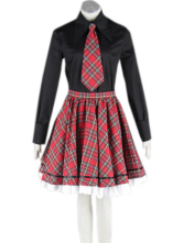 Anime Costumes AF-S2-14434 Lolita England School Uniform Lolita Cosplay Costume