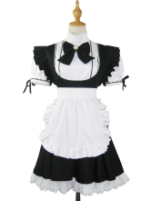 Anime Costumes AF-S2-7365 Maid Cosplay Costume
