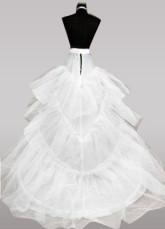 White Wedding Bridal Hoop Petticoat