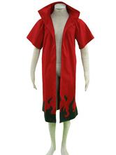 Naruto Main Theme 65% Cotton 35% Polyester Cloak Cosplay Costume Halloween