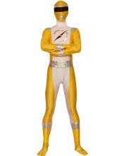 Power Ranger Zentai Suit Halloween Lycra Spandex Super Hero Costume Cosplay Halloween