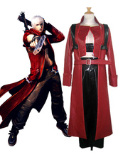 Devil May Cry 3 Dante Cosplay Halloween