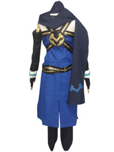Anime Costumes AF-S2-25138 Tales of Symphonia Emil Castagnier Cosplay Costume