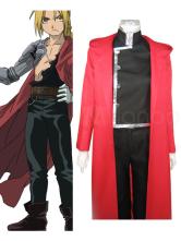 Anime Costumes AF-S2-1352 Fullmetal Alchemist Edward Elric Halloween Cosplay Costume