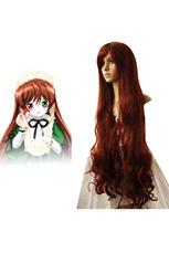 Anime Costumes AF-S2-13520 Rose Maid Suiseiseki Cosplay Wig
