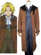 Anime Costumes AF-S2-2312 Fullmetal Alchemist Edward Cosplay Costume