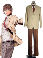 Anime Costumes AF-S2-14622 Death Note Yagami Light Halloween cosplay costume