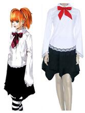 Anime Costumes AF-S2-13336 Death Note Amane Misa Halloween cosplay costume Seifuku Version